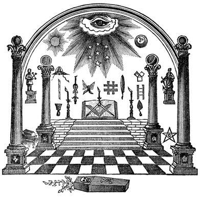 51 Best Freemasonry Symbolism Images On Pinterest Freemasonry