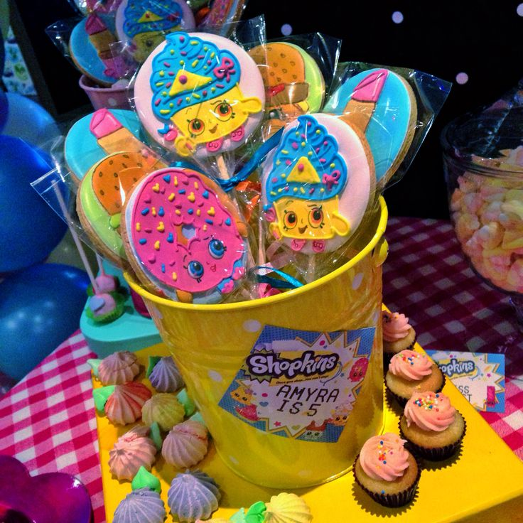 91 Best Images About Shopkins Birthday Party On Pinterest: 421 Best Dessert Table & Candy Bar Images On Pinterest
