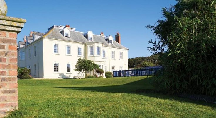 Moonfleet Manor Weymouth Overlooking Chesil Beach and the Fleet Lagoon, this elegant Georgian manor hotel has an award-winning restaurant and spa treatments. Weymouth is close by.
