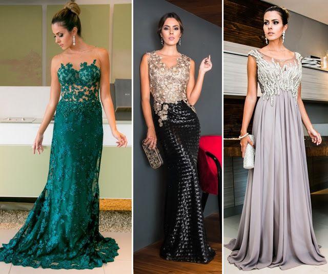 Madrinhas de casamento: 12 vestidos de festa lindos usados por Re Uchôa