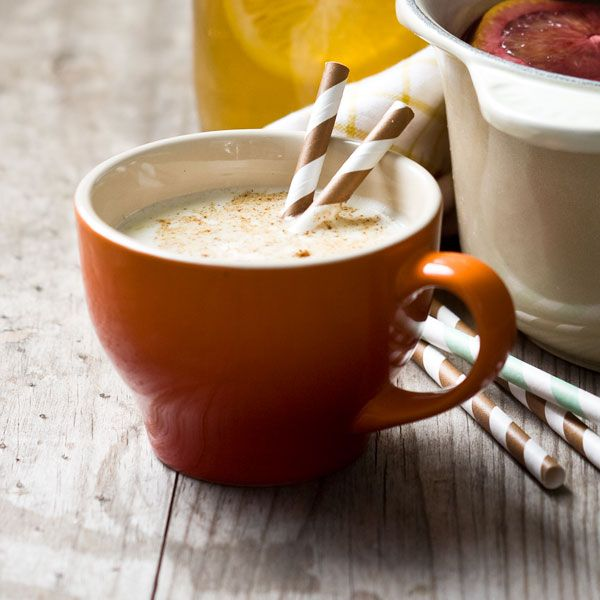 Toasted coconut and white hot-choc rum - This fabulous ...