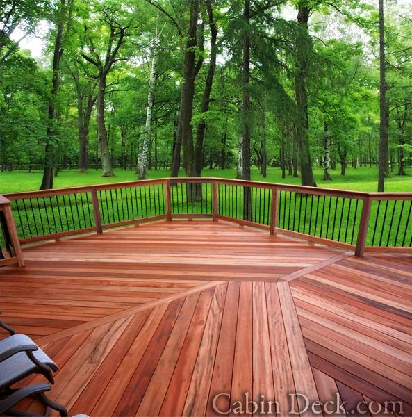 40 Best Images About Cabin Deck Ideas On Pinterest Wood