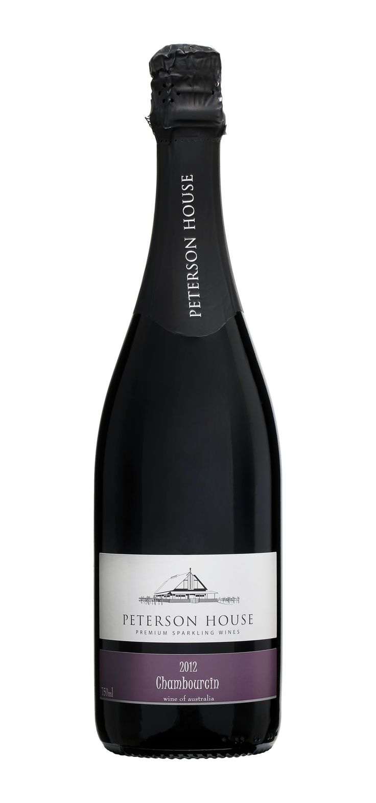 Peterson House, Sparkling Chambourcin 2012
