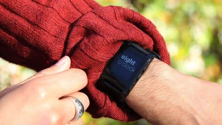 The Pebble smart watch hits Best Buy stores on July 7, 2013, Mashable