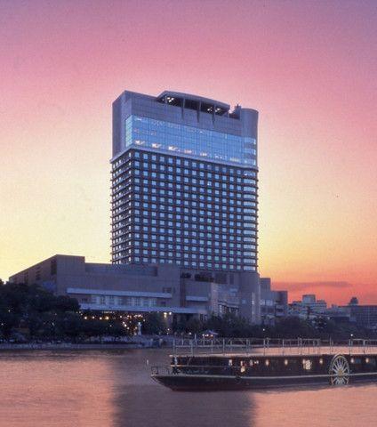 帝国ホテル 大阪 Hotel of Osaka #Osaka #Japan Osaka Japan