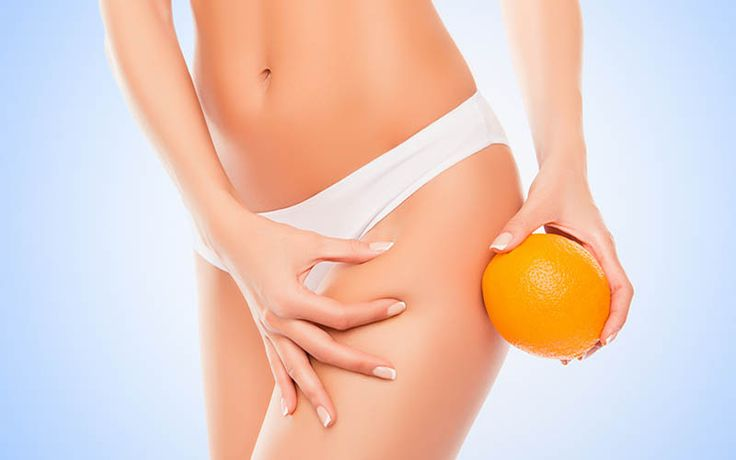 9 Reasons You're Skinny With Cellulite on Stomach, Arms, Legs, and Bum