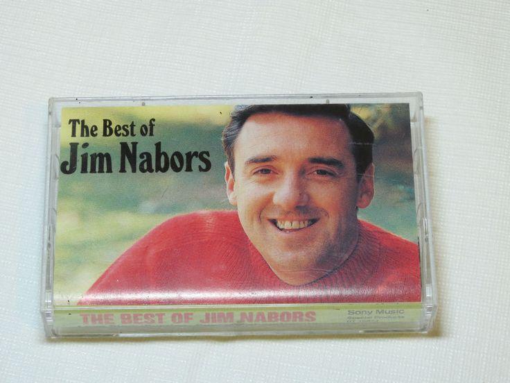 The Best of Jim Nabors Love Story Sunrise Sunset Cabaret Sony Music Cassette tap