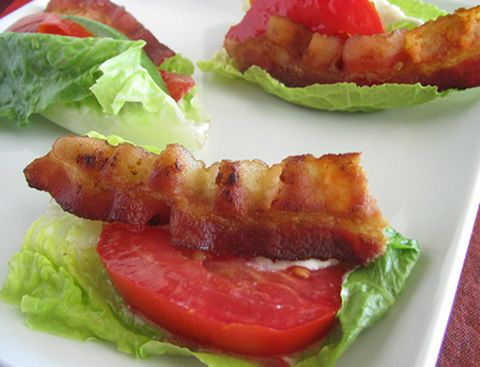 BLT's -- without the bread