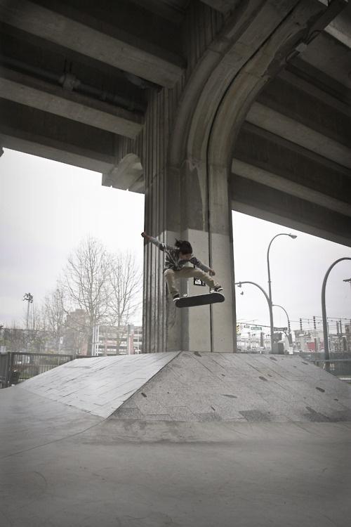 Van City, Skate Park, vancouver, skater,