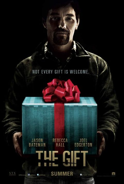 """A surprise of a good movie. Very much in the style of """"Gone Girl"""" but i think the plot is better ...Cinephile No. 527 """"The Gift"""" — Natetheworld"""