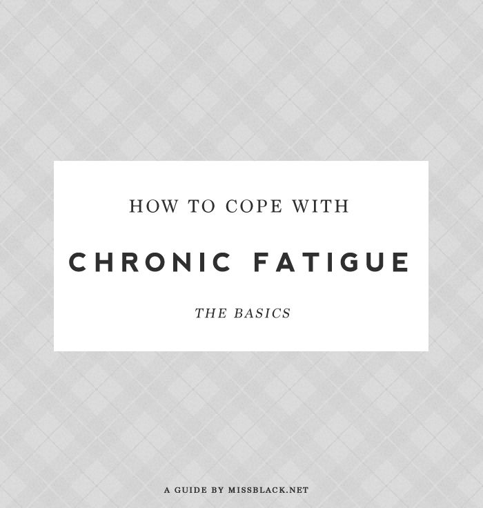 How To Cope With Chronic Fatigue: The 5 Basics Coping with Chronic Fatigue Syndrome can be hard, so here are my 5 basic tips on how to make life a little easier.