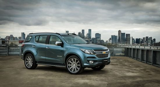 2019 Chevrolet Trailblazer Rumors