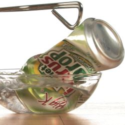 Awesome can crushing science experiment, all you need is a soda can and water.