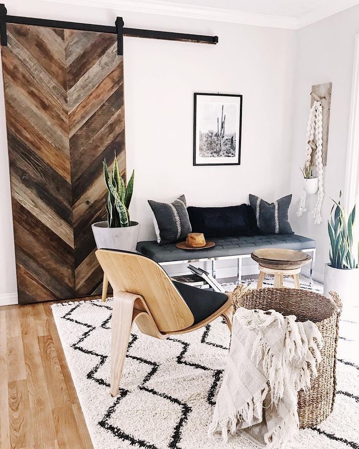 Give Your Living Room Desert Chic Vibes With Patterns And Texture Hunker Living Room Scandinavian Scandinavian Design Living Room Chic Living Room #textures #for #living #room