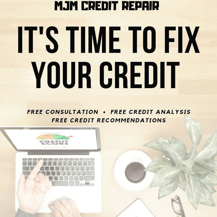 What Exactly Are You Waiting For ? Let MJM Credit Repair
