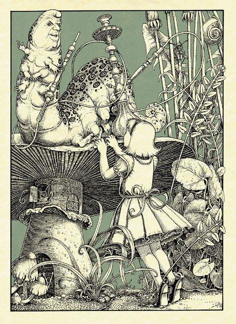 Tomislav Tomic  Alice in Wonderland