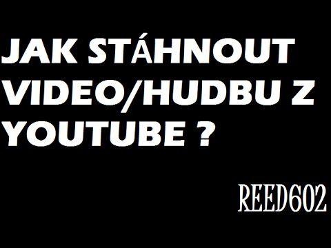 Jak stáhnou hudbu/video z YOUTUBE ? (Bez použití programů - rychle a jednoduše) [Aktualizace videa] - YouTube