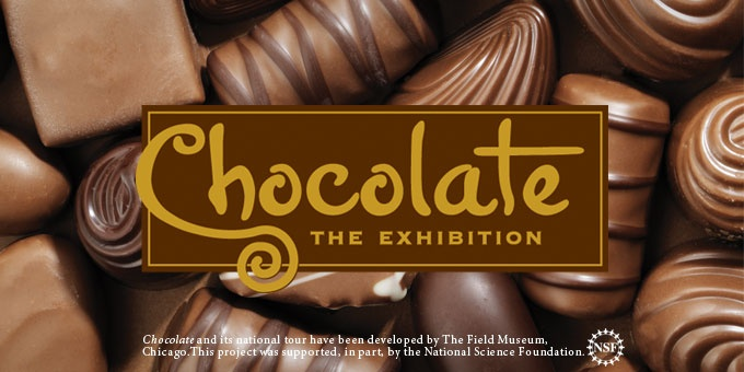 anyone who features a Chocolate exhibit is my favorite museum ever!  SD Natural history museum