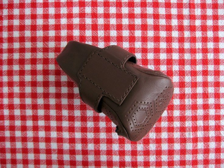 Busyman Bicycles: Saddle Bag: Brown Geometric Hex-Oct Pattern Chaos