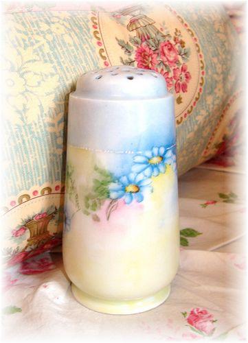 Pretty Vintage Sugar Shaker