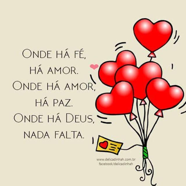 Onde Ha Fe Ha Amor Onde Ha Amor Ha Paz Onde Ha Deus Nada
