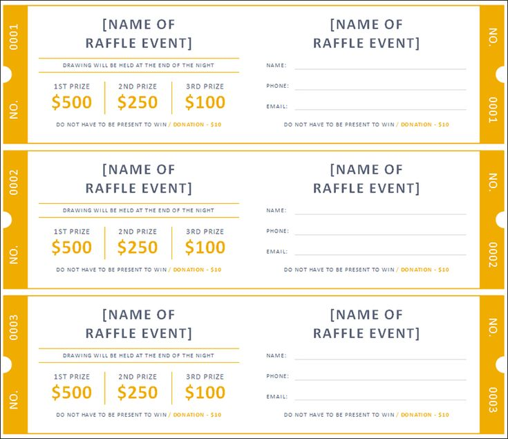Benefit Tickets Template Free  Bbq Fundraiser Template Pictures to