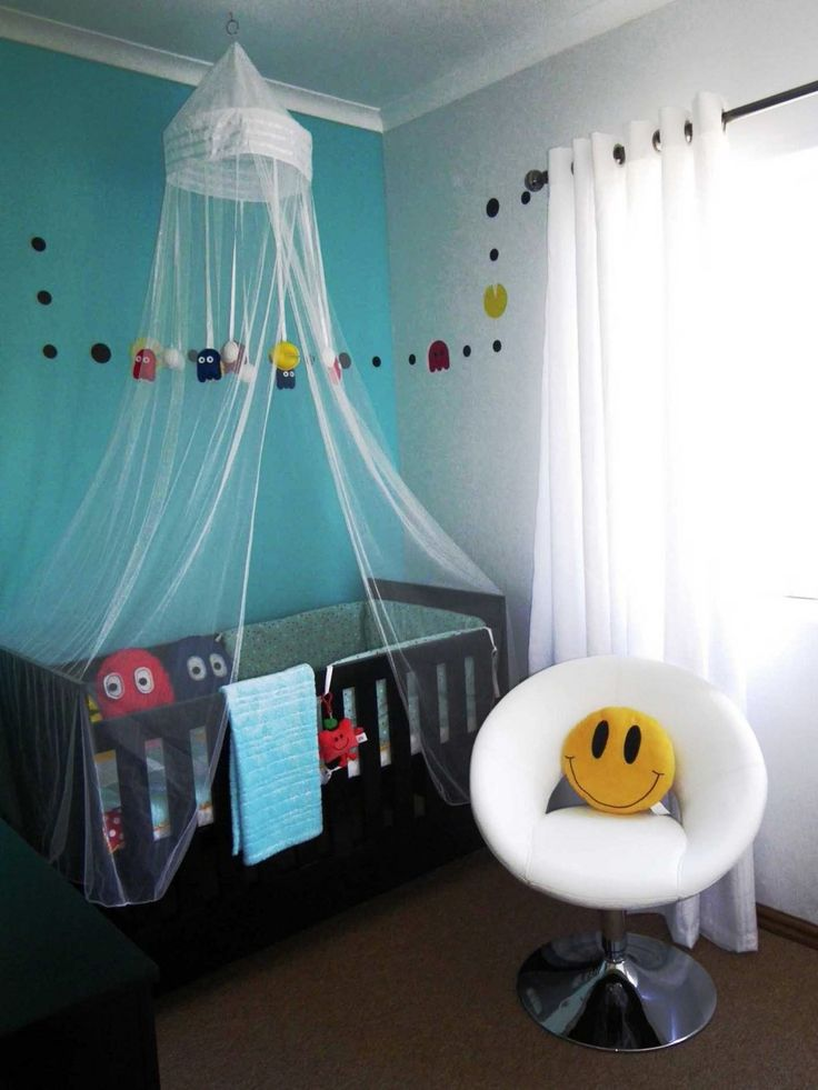 Baby Nursery: Delightful Image Of Unique Baby Nursery Room Decoration Using  Light Blue Baby Room Wall Paint Including Dark Brown Storage Baby Cribs And  ... Part 95