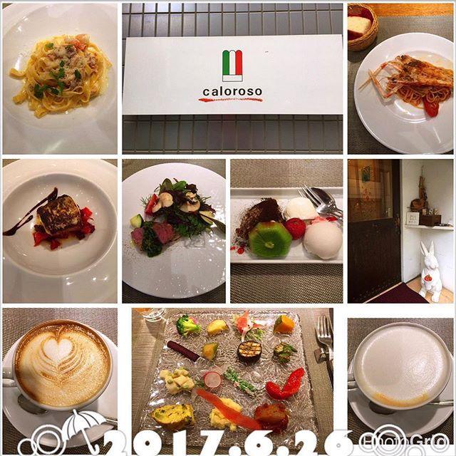 ミシュランシリーズ第2弾❤️カロローゾ❤️行ってきました!  カロローゾさんは、ミシュラン関西で2年連続ビブグルマンを獲得したお店、ビブグルマンとは、星はつかないけれどもコストパフォーマンスが高く調査員お勧めの飲食店やレストランのことです(^^) カロローゾさんの凄いところはバラエティー豊富な前菜とパスタの品数。  15種類のパスタから好きなものを選べ、しかもシェアも可能。この日もMiil友がはるばる遊びにきてくれたので、2種類メインはお肉とお魚の両方を楽しめました。  コスパ最高です(^^) #イタリアン #カロローゾ #ミシュラン #ビブグルマン #関西#コストパフォーマンス #バラエティ #パスタ#シェア#ミイル #メイン #肉 #魚 #両方 #最高 #美味い #美味しい#看護師 #ナースマン #ナース #自衛官 #公務員 #レストラン #大阪 #谷町 #ありがとう
