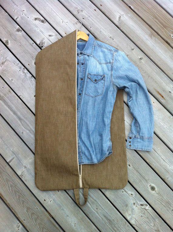 Garment Bag PDF Sewing Pattern by guylatulippe on Etsy