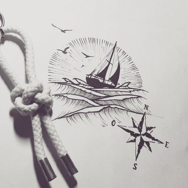 Just you and the Nature! #draw #drawing #sketch #art #artist #sketchtattoo #flashtattoo #tattoo ...