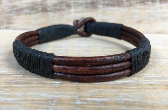 Men's Bracelets, Men's Cuff, Men's Jewelry, Groomsmen Gifts, Handmade Jewelry, Made in the USA, Gifts for Boyfriend, Gifts for Dad