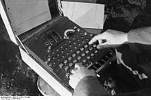 Enigma machine - Wikipedia, the free encyclopedia