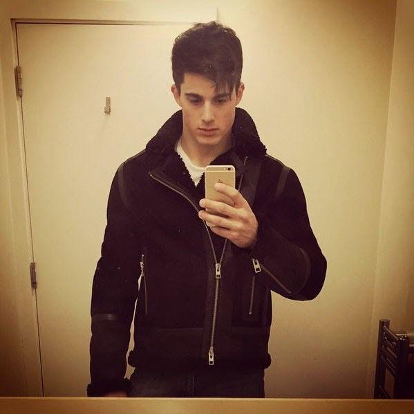 pietro-boselli:  #selfie, #pietroboselli, #cute  Pietro