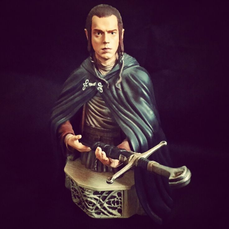 Elrond - Gentle Giant collectible bust