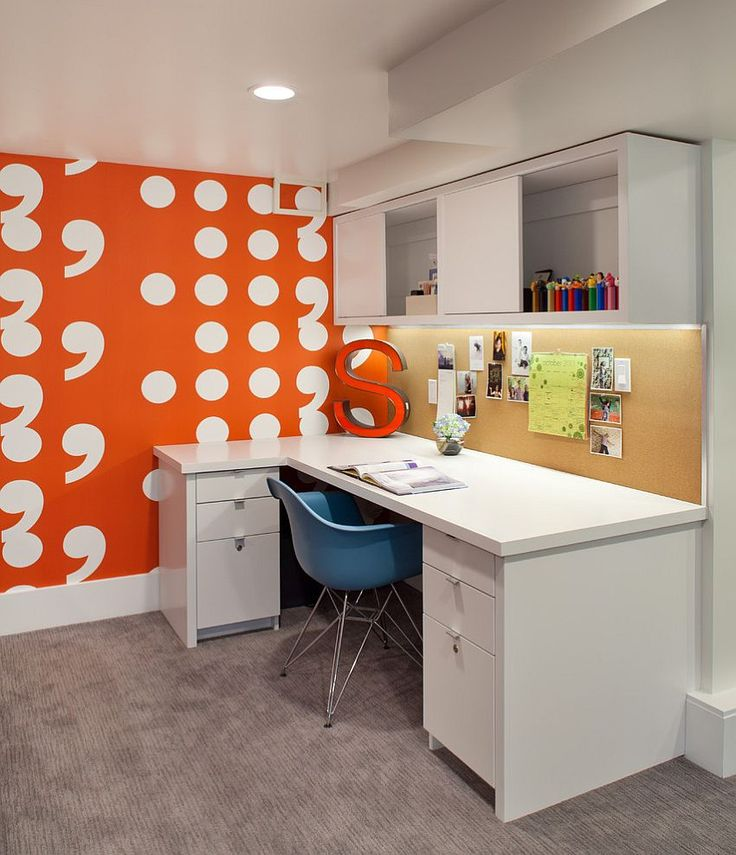 Photos Featured Basement Remodel: Best 25+ Contemporary Home Offices Ideas On Pinterest