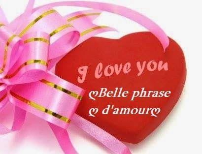 Belle phrase rencontre amour