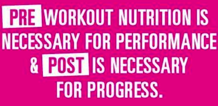 PRE workout nutrition is necessary for performance & POST is necessary for progress. #nutrition #fitness bodelogix.com