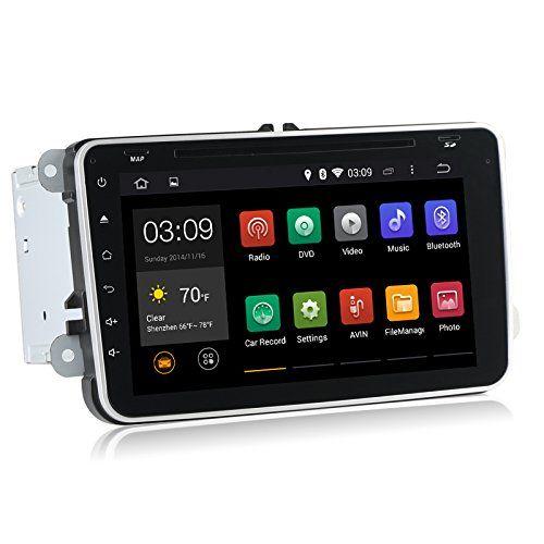 Generic 8 inch Android 4.4 Car PC DVD Player GPS Navigation Stereo for VW Passat B6 / B7 / Passat CC / Polo / Golf / Caddy / Turan / Skoda / Seat / Scirocco / T6 Transporter / EOS / Bora 2005 2006 2007 2008 2009 2010 2011 Wifi - http://www.productsforautomotive.com/generic-8-inch-android-4-4-car-pc-dvd-player-gps-navigation-stereo-for-vw-passat-b6-b7-passat-cc-polo-golf-caddy-turan-skoda-seat-scirocco-t6-transporter-eos-bora-2005-2006-200/