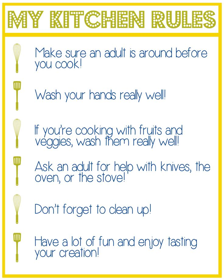 Best 25 safety in the kitchen ideas on pinterest for 3 kitchen safety rules