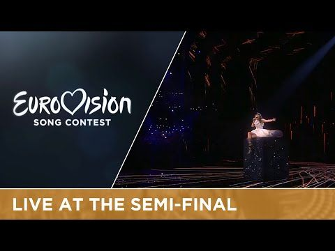 Dami Im - Sound Of Silence (Australia) Live at Semi-Final 2 - 2016 Eurovision Song Contest - YouTube