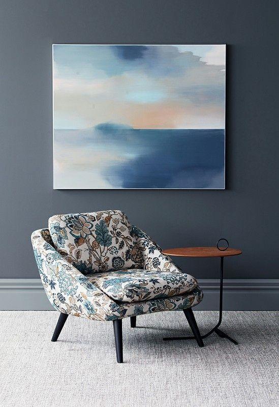 St Clair Indigo available at James Dunlop Textiles   Upholstery, Drapery & Wallpaper fabrics