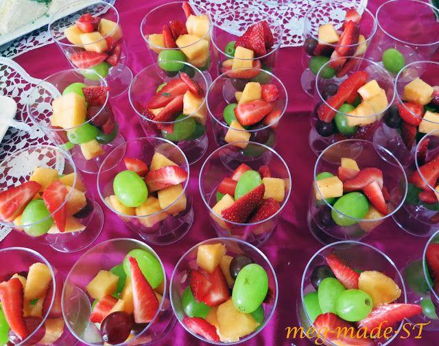 Teacher Luncheon idea