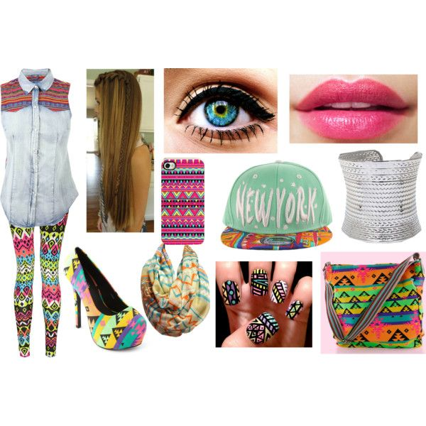 """Aztec Outfit"" by cookiemonsteryolo on Polyvore"