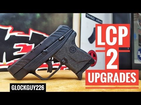 ⚡Ruger LCP II Must Have Upgrades!⚡ - YouTube | Guns