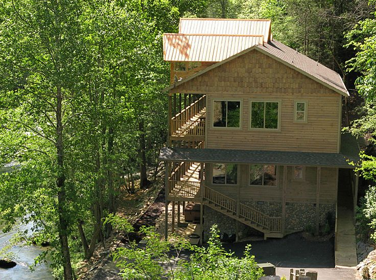 1129 best Vacation Cabins in the Smokies images on Pinterest ...
