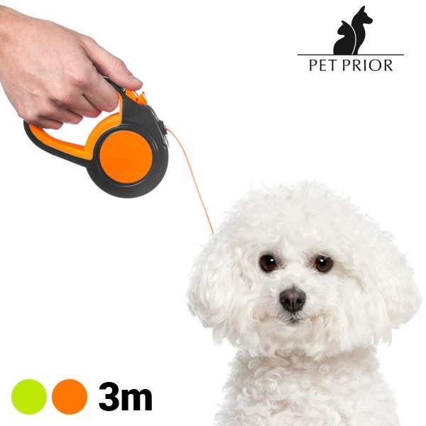 Guinzaglio per Cani Estensibile Pet Prior (3 m)