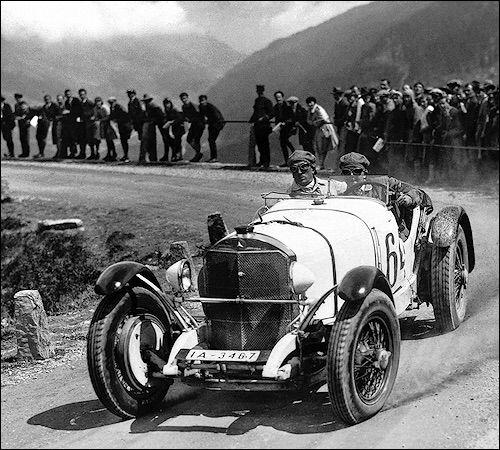 1930 rudolf caracciola mercedes benz ssk