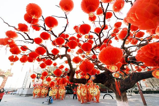 Monarch Blog | Unexpected places to celebrate Chinese New Year 2014 Chinese New Year Lanterns
