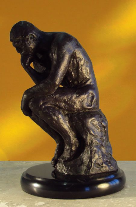 10 Best The Thinker Statue For Sale Images On Pinterest