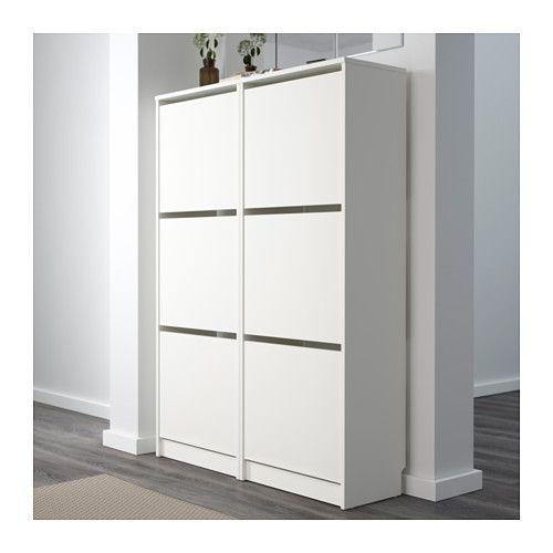 Ikea Grundtal Double Towel Rail ~ BISSA Armoire à chaussures 3 casiers IKEA Vous permet de ranger